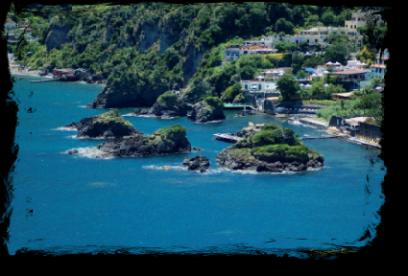 Scogli S Anna Ischia Isole Della Campania Meraviglie Della Natura